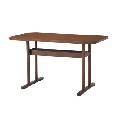 DUO(デュオ) LDダイニングテーブル(低め) 120※リビングダイニングテーブル【送料無料】