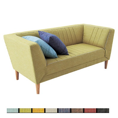Bon I Take TeaTime (teatime) Two And Wear Two Arm Sofa Sofas U203bBearing Surface  High 41cm U203bThe Cushion Is Not Attached.