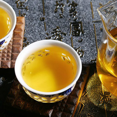 普洱茶 生プーアル茶 プーアール茶2014年 プーアル茶 散茶500g生茶 茶葉 通販古樹茶 業務用サイズ送料無料中国茶・台湾茶専門店マルメロ