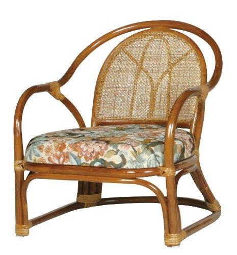 藤製品 座椅子 ラタンチェア  909