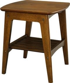 ヤマソロ テーブル サイドテーブル 82-751 送料無料 (沖縄・北海道・離島除く)