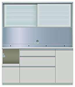 レンジボード キッチンボード パモウナ 完成品 国産 MEL-1600R 開梱設置・送料無料(関東圏)