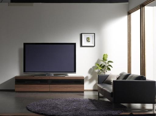 パモウナ TVボード 完成品 AR-200 BR   開梱設置・送料無料(関東圏)
