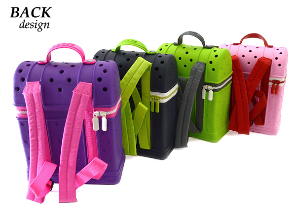 CROCS Zip-top backpack ■ 35107 _ 1-MG ■ 7006301