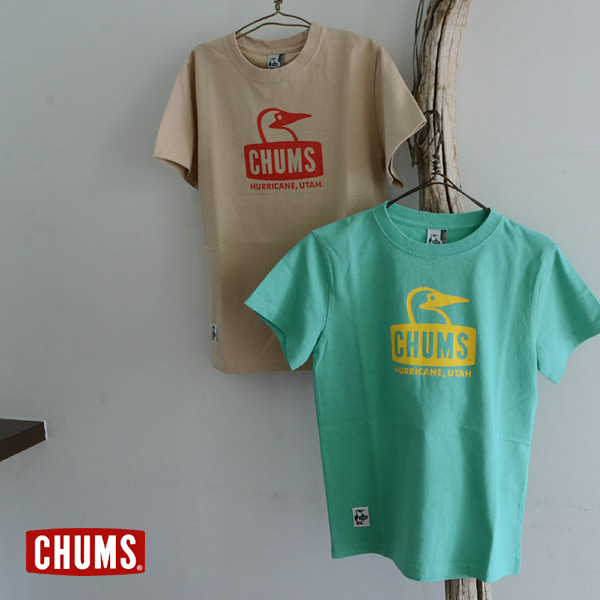 CHUMS Booby Face T-Shirt■CH11-1011_1■2002003