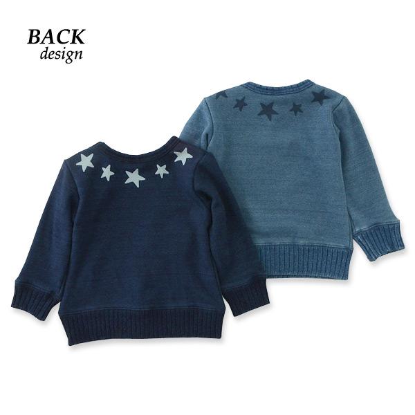 F O小孩國旗PT教導員R411147-m14小孩嬰兒頂端運動衫長袖子男人的孩子起毛童裝F.O.KIDS 4017540