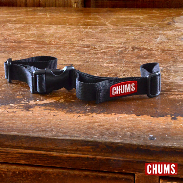 チャムス Chest belt CH62-1221-MG レディース メンズ チェストベルト デイパック リュック ずり落ち防止 CHUMS 7008272