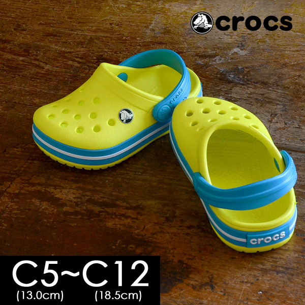 fcfbfbc0a Clocks crocband clog K 204537-73E-C-MG kids baby shoes shoes sandals  outdoor beach sea pool playing in the water clock band CROCS 8001597