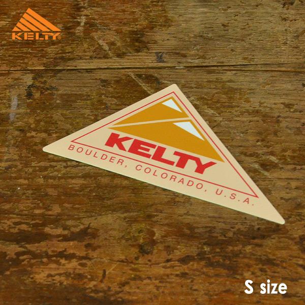 新品未使用正規品 ケルティ―からステッカーが入荷しました メール便可 ケルティー 2018100-SM ロゴステッカーS レディース メンズ ppd20 豪華な 7009050 アウトドア KELTY zai0 シール