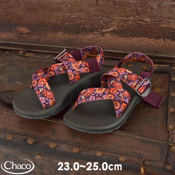 【メール便不可】チャコ 12365259-MG-E2 メガZクラウドウッドストック レディース ジュニア 靴 くつ クツ サンダル Chaco 8001696