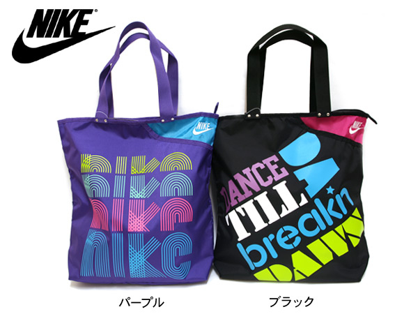 Marumiya World | Rakuten Global Market: NIKE GIRLS logo tote bag ...