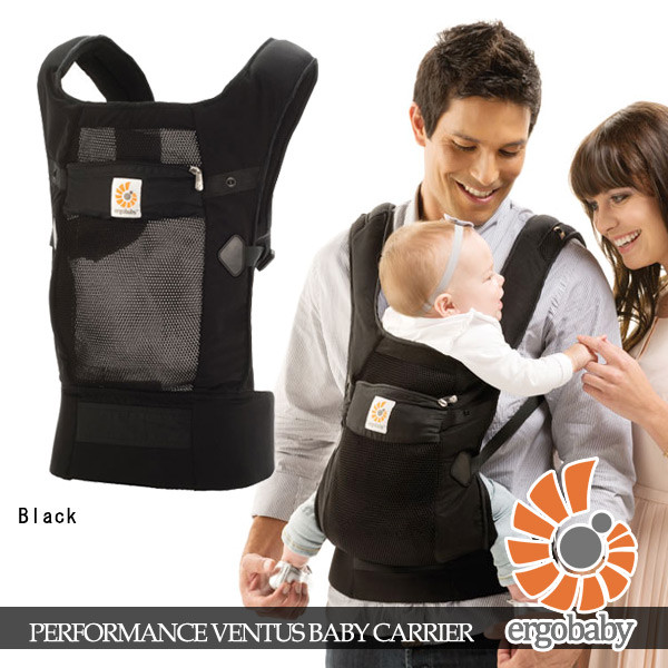 Ergo Baby Performance Ventus Baby Carrier Black Performance Vents Baby Carrier Black Er04678 7004494