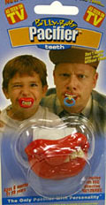 Red lip P1 pacifier ☆ ☆ Pacifier ☆ ☆ ■ 71287 _