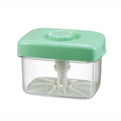 TOMBO 新輝合成 トンボ 在庫処分 即席漬物器 マミー セットアップ CP グリーン 角3型