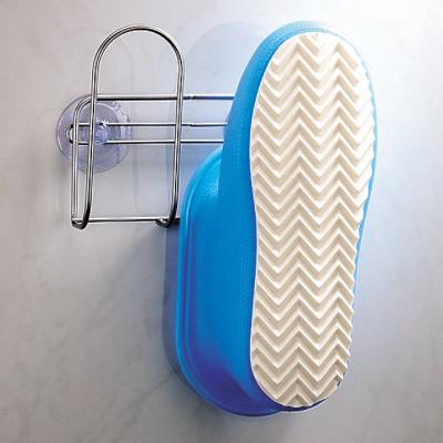 お風呂場をすっきり便利に収納 サビにくいダブルコーティングワイヤー使用 送料無料 営業 風呂収納 ブーツホルダー バススタイル パール金属 壁面吸着ブーツ掛け ブランド買うならブランドオフ H-8836