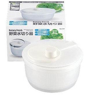 野菜のおいしさ段違い 地球にやさしくしっかり水切り セールSALE%OFF セットアップ 野菜水切り器 パール金属 ロータリーフレッシュ C-0057