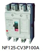 三菱電機 ノーヒューズ遮断器 NF-Cシリーズ(経済品)【NF125CV3P75A】 販売単位:1個(入り数:-)JAN[-](三菱電機 ブレーカー) 三菱電機(株)【05P03Dec16】