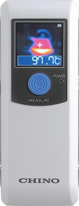 CHINO ハンディ熱画像温度チェッカ 「Easy Thermo」TP‐S【TP-S】入り数:1台 JANコード[4562208234671] (株)チノー 温度計・湿度計【05P03Dec16】