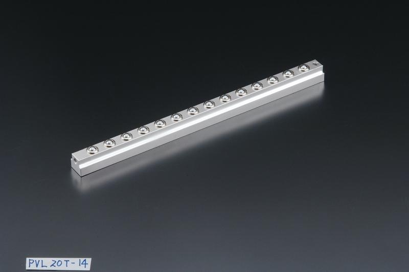 ATEC エア駆動式プレインベアリフター PVL-Tシリーズ T溝挿入タイプ【PVL20T14】 販売単位:1個(入り数:-)JAN[-] (上向き・下向き兼用エア駆動式プレインベアリフター) (株)エイテック【05P03Dec16】