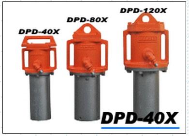 DIAMOND エアーくい打ち機【DPD40X】 販売単位:1台(入り数:-)JAN[4562194980415](DIAMOND パイプベンダー) (株)IKK【05P03Dec16】