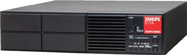 SANUPS UPS本体(350VA(245W)6分 AC100-120V)【E11A351A001】 販売単位:1台(入り数:-)JAN[-](SANUPS 電源装置) 山洋電気(株)【05P03Dec16】