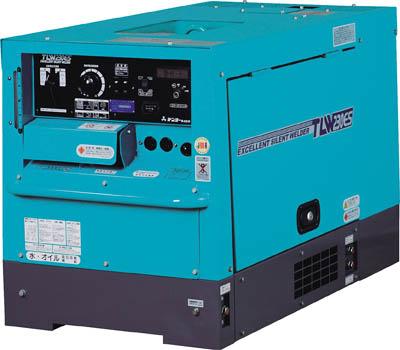 デンヨー 防音型ディーゼルエンジン溶接機【TLW230ES】 販売単位:1台(入り数:-)JAN[4582247531036](デンヨー エンジン溶接機) デンヨー(株)【05P03Dec16】