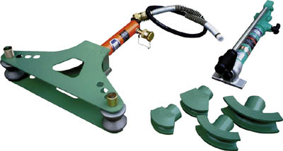 TAIYO 手動油圧ベンダー【PBLC13】 販売単位:1台(入り数:-)JAN[-](TAIYO パイプベンダー) 大洋エンジニアリング(株)【05P03Dec16】