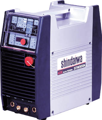 新ダイワ TIG溶接機 直流専用200A 電源100V/200V兼用【STW201DW】 販売単位:1台(入り数:-)JAN[4993005009054](新ダイワ 電気溶接機) (株)やまびこ【05P03Dec16】