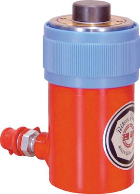 RIKEN 単動式油圧シリンダー【MC250】 販売単位:1台(入り数:-)JAN[-](RIKEN ポンプ式ジャッキ) (株)理研商会【05P03Dec16】