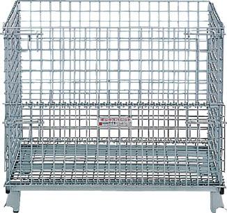 テイモー ボックスパレット標準型 800×1000×850 1500kg【810】 販売単位:1台(入り数:-)JAN[-](テイモー メッシュパレット) (株)テイモー【05P03Dec16】
