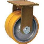 シシク 重荷重用キャスター 固定 200径 ウレタン車輪【BSDGTH200K35】 販売単位:1個(入り数:-)JAN[-](シシク 重荷重用キャスター) シシクSISIKUアドクライス(株【05P03Dec16】