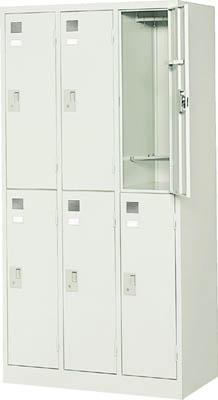 東洋 スタンダードロッカー6人用【LK6TNG】 販売単位:1台(入り数:-)JAN[-](東洋 ロッカー) 東洋事務器工業(株)【05P03Dec16】