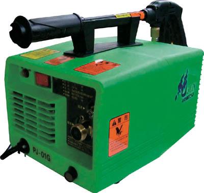 有光 高圧洗浄機 PJ-01G 単相100V【PJ01G】 販売単位:1台(入り数:-)JAN[-](有光 高圧洗浄機) 有光工業(株)【05P03Dec16】