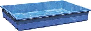 ダイライト R型角型容器 240Lゴム栓付【RX240】 販売単位:1個(入り数:-)JAN[-](ダイライト 角槽) ダイライト(株)【05P03Dec16】