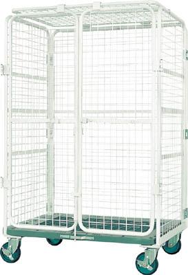 ワコー セキュリティーカーゴ【SCC8565】 販売単位:1台(入り数:-)JAN[-](ワコー カゴ車) (株)ワコーパレット【05P03Dec16】