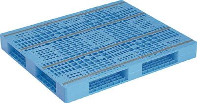 サンコー プラスチックパレット R4ー1012ー2【SKR410122BL】 販売単位:1枚(入り数:-)JAN[-](サンコー パレット) 三甲(株)【05P03Dec16】