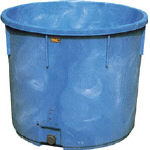 ダイライト T型丸型容器 (液出口付20A)【T300F】 販売単位:1個(入り数:-)JAN[-](ダイライト 丸槽) ダイライト(株)【05P03Dec16】