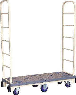 ワコー スリムカート(段積タイプ)ブレーキ付【WSC1B】 販売単位:1台(入り数:-)JAN[-](ワコー 店舗用運搬車) (株)ワコーパレット【05P03Dec16】