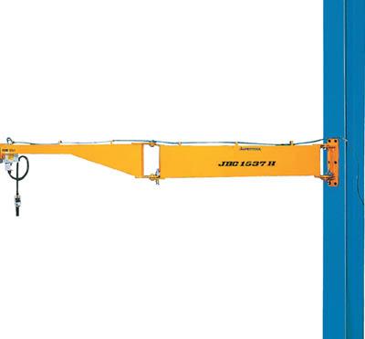 スーパー 柱取付式ジブクレーン(シンプル型)容量:100kg【JBC1037H】 販売単位:1台(入り数:-)JAN[4967521133494](スーパー ジブクレーン) (株)スーパーツール【05P03Dec16】