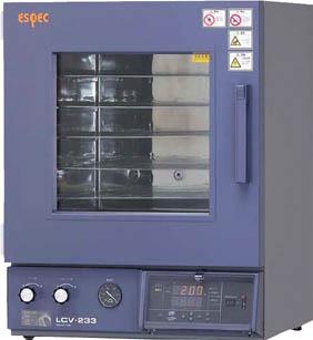 エスペック 真空乾燥器【LCV233】 販売単位:1台(入り数:-)JAN[-](エスペック 恒温器・乾燥器) エスペック(株)【05P03Dec16】
