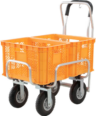 MK アルミカート【ALCART】 販売単位:1台(入り数:-)JAN[4531588016184](MK アルミ製運搬車) (株)丸喜金属本社【05P03Dec16】
