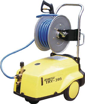 有光 高圧洗浄機 TRY-345 50Hz【TRY34550HZ】 販売単位:1台(入り数:-)JAN[-](有光 高圧洗浄機) 有光工業(株)【05P03Dec16】