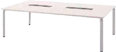 ナイキ ミーティングテーブル【WK24125HSVH】 販売単位:1台(入り数:-)JAN[-](ナイキ 会議用テーブル) (株)ナイキ【05P03Dec16】