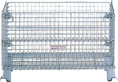 テイモー ボックスパレット準標準型 500×800×530 500kg【508S】 販売単位:1台(入り数:-)JAN[-](テイモー メッシュパレット) (株)テイモー【05P03Dec16】