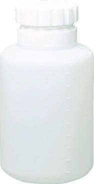 フロンケミカル PFA回転成型大型広口瓶 5L【NR150101】 販売単位:1個(入り数:-)JAN[4562305541375](フロンケミカル ビン) (株)フロンケミカル【05P03Dec16】