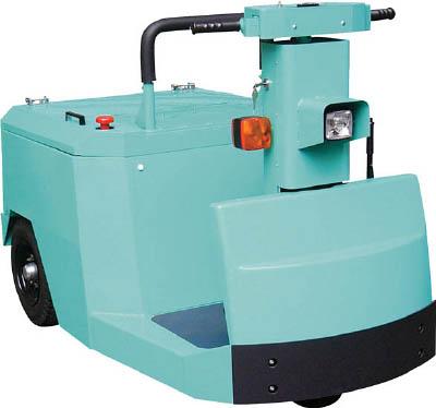 コレック 乗用型牽引車 3000kg【DTP300】 販売単位:1台(入り数:-)JAN[-](コレック 電動式運搬車) 中西金属工業(株)【05P03Dec16】