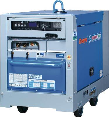 デンヨー 防音型ディーゼルエンジン溶接機【DAT300LS】 販売単位:1台(入り数:-)JAN[-](デンヨー エンジン溶接機) デンヨー(株)【05P03Dec16】