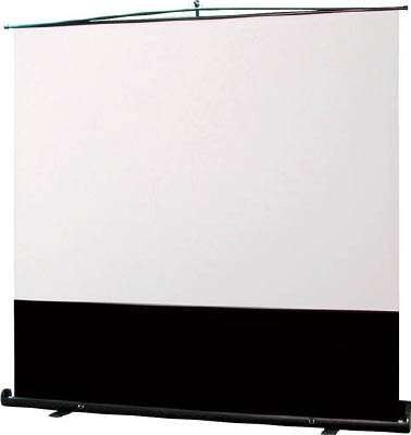 OS 103型 フロアスタンドスクリーン【MS103FN】 販売単位:1台(入り数:-)JAN[-](OS プロジェクター) (株)オーエス【05P03Dec16】