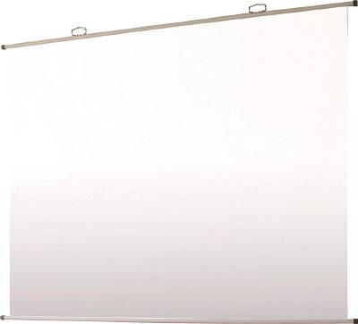OS 83型 掛図式スクリーン【SMH083FNWG】 販売単位:1台(入り数:-)JAN[-](OS プロジェクター) (株)オーエス【05P03Dec16】