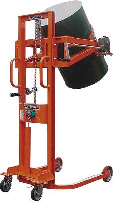 KSK ドラムリフター【HDD250】 販売単位:1台(入り数:-)JAN[-](KSK ドラム缶運搬車) 京町産業車輌(株)【05P03Dec16】